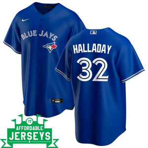 Roy Halladay Alternate Nike Replica Player Jersey - AffordableJerseys.com
