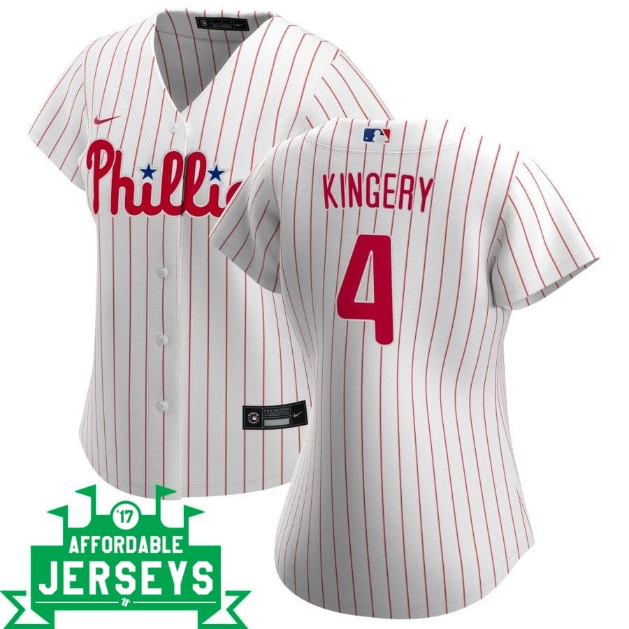Scott Kingery Home Women's Nike Replica Player Jersey - AffordableJerseys.com