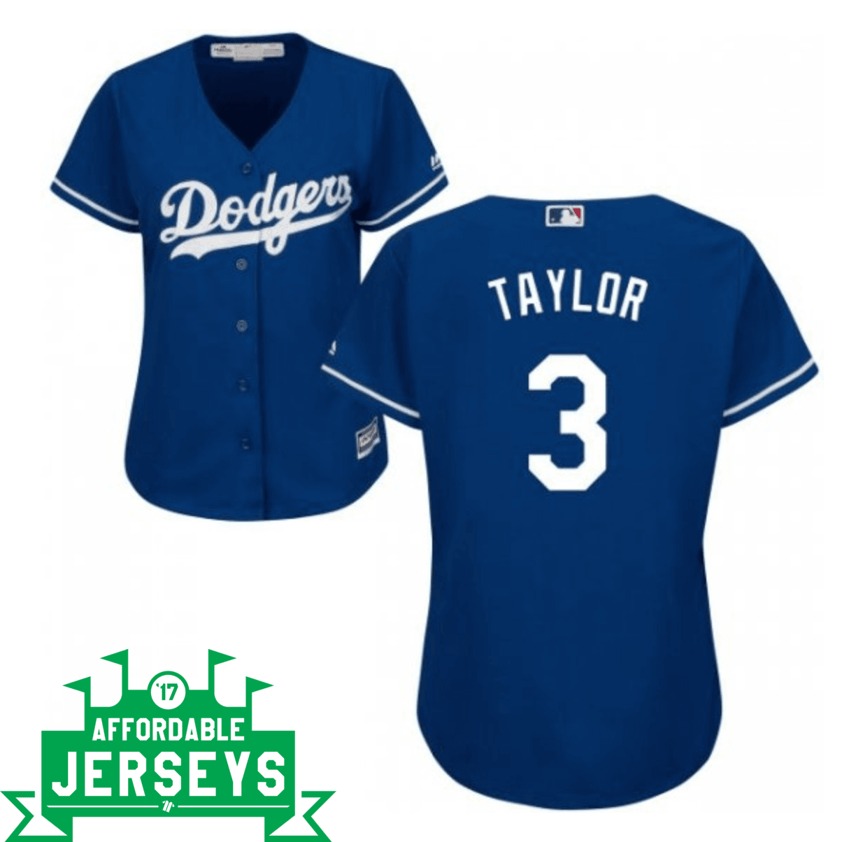 Chris Taylor Alternate Women's Cool Base Player Jersey