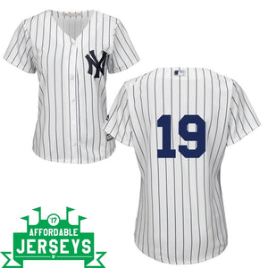Masahiro Tanaka Home Women's Cool Base Player Jersey - AffordableJerseys.com