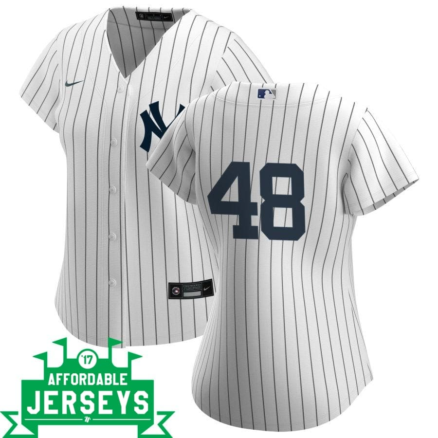 Tommy Kahnle Home Women's Nike Replica Player Jersey - AffordableJerseys.com
