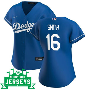 Will Smith Alternate Women's Nike Replica Player Jersey - AffordableJerseys.com