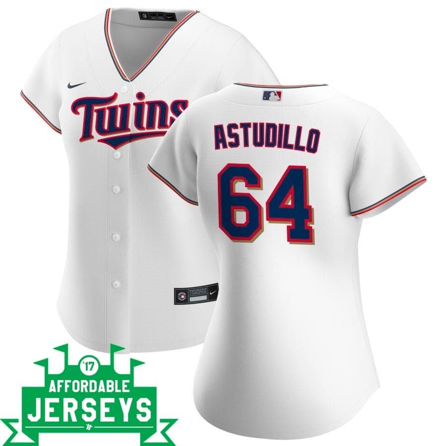 Willians Astudillo Home Women's Nike Replica Player Jersey - AffordableJerseys.com