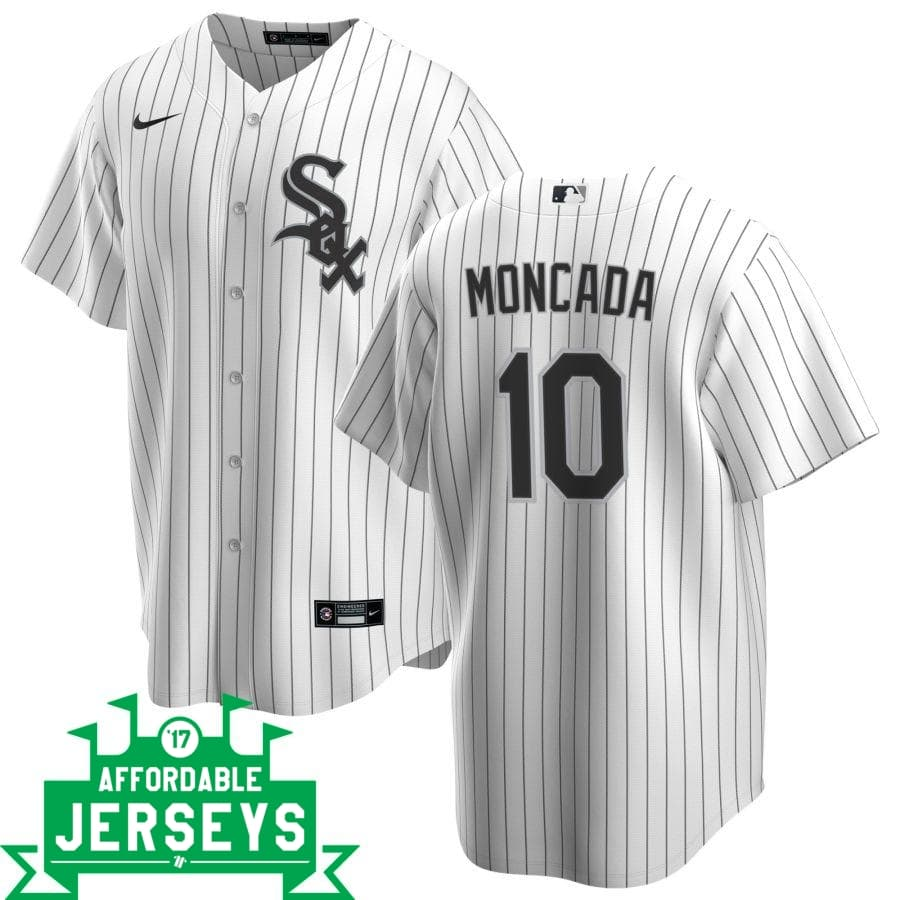 Yoan Moncada Home Nike Replica Player Jersey - AffordableJerseys.com