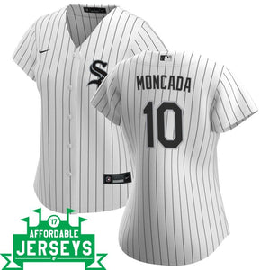 Yoan Moncada Home Women's Nike Replica Player Jersey - AffordableJerseys.com