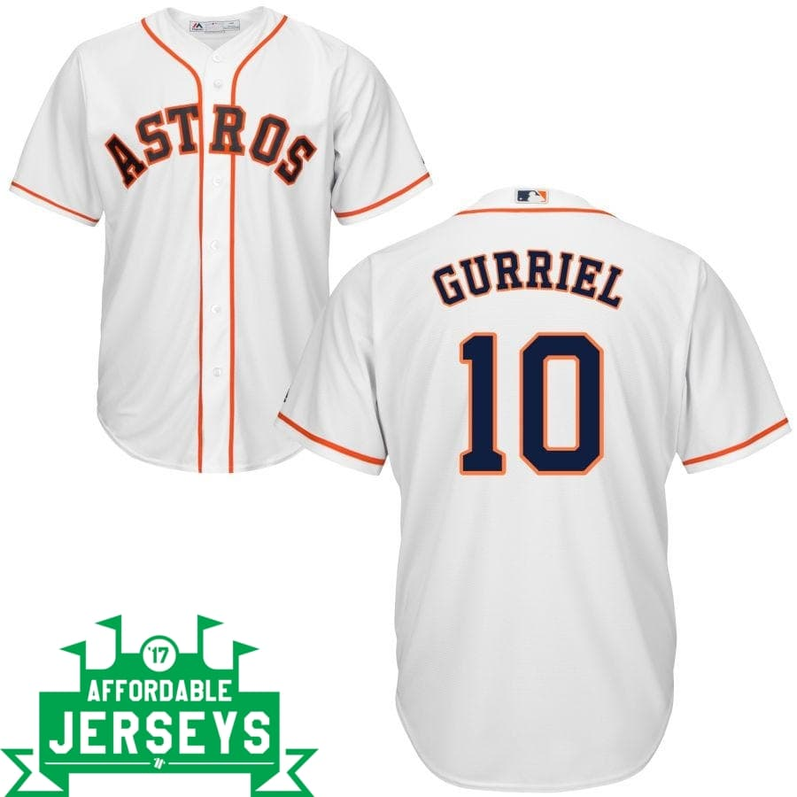 Yuli Gurriel Home Cool Base Player Jersey - AffordableJerseys.com