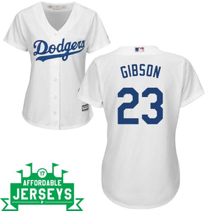 Kirk Gibson Home Women's Cool Base Player Jersey