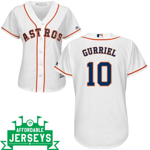 Yuli Gurriel Home Women's Cool Base Player Jersey - AffordableJerseys.com