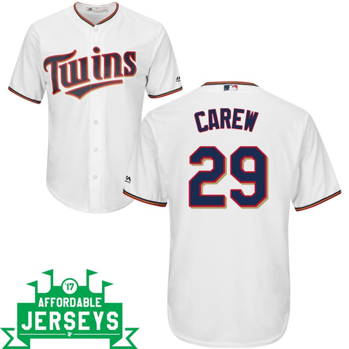 Rod Carew Home Cool Base Player Jersey