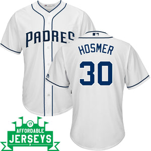 Eric Hosmer Home Cool Base Player Jersey - AffordableJerseys.com