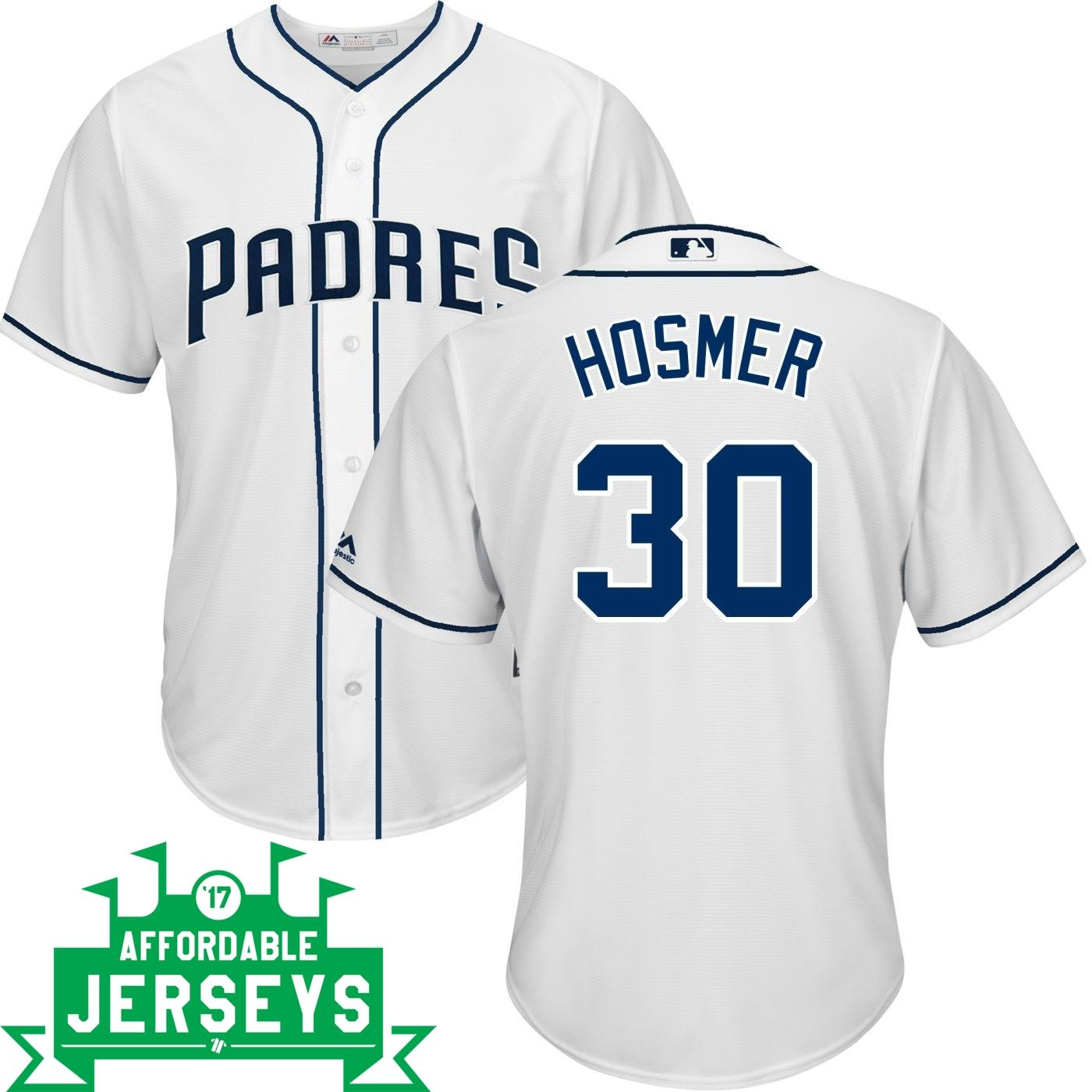 Eric Hosmer Home Cool Base Player Jersey