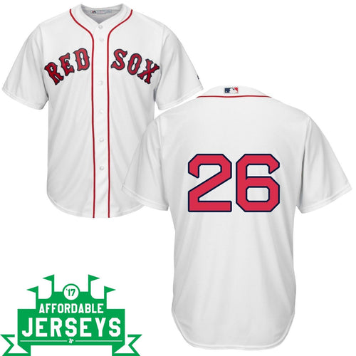 Wade Boggs Home Cool Base Player Jersey
