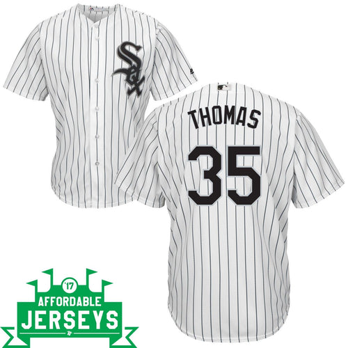 Frank Thomas Home Cool Base Player Jersey - AffordableJerseys.com