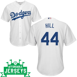 Rich Hill Home Cool Base Player Jersey