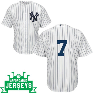 Tony Lazzeri Home Cool Base Player Jersey - AffordableJerseys.com