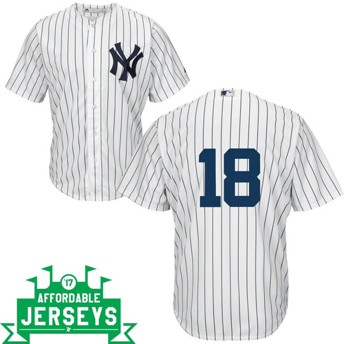 Didi Gregorius Home Cool Base Player Jersey - AffordableJerseys.com