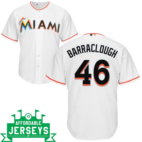Kyle Barraclough Home Cool Base Player Jersey - AffordableJerseys.com