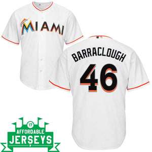 Kyle Barraclough Home Cool Base Player Jersey