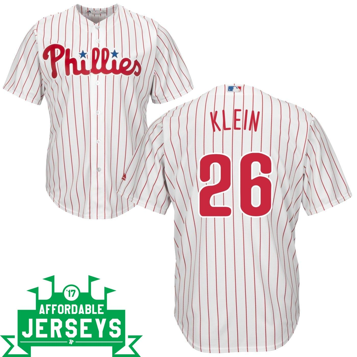 Chuck Klein Home Cool Base Player Jersey - AffordableJerseys.com