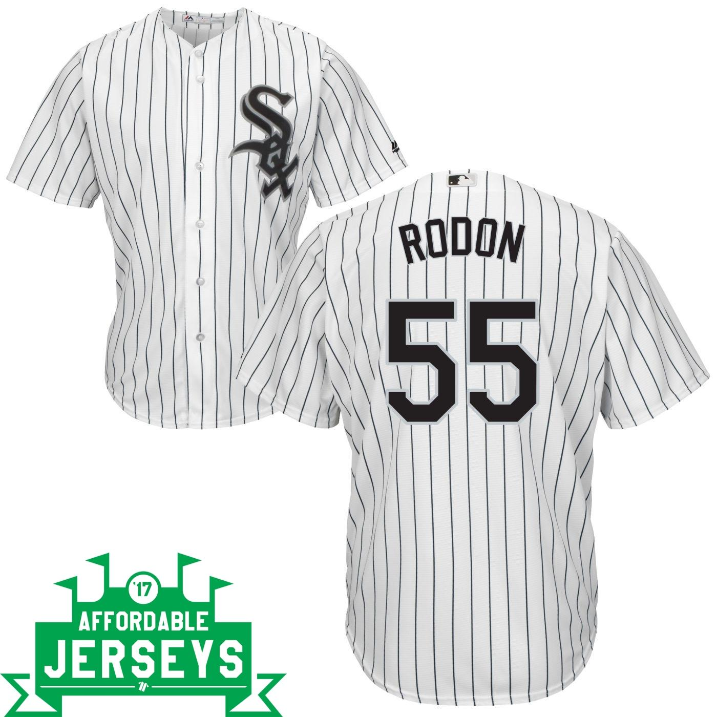 Carlos Rodon Home Cool Base Player Jersey - AffordableJerseys.com