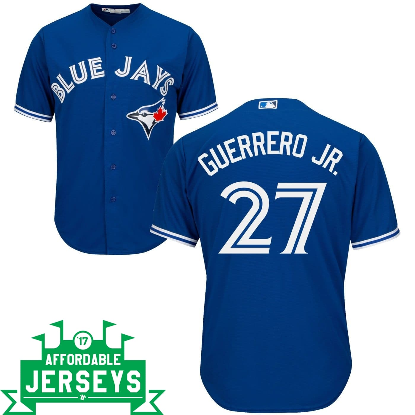 67a262f4221 Vladimir Guerrero Jr. Alternate Cool Base Player Jersey
