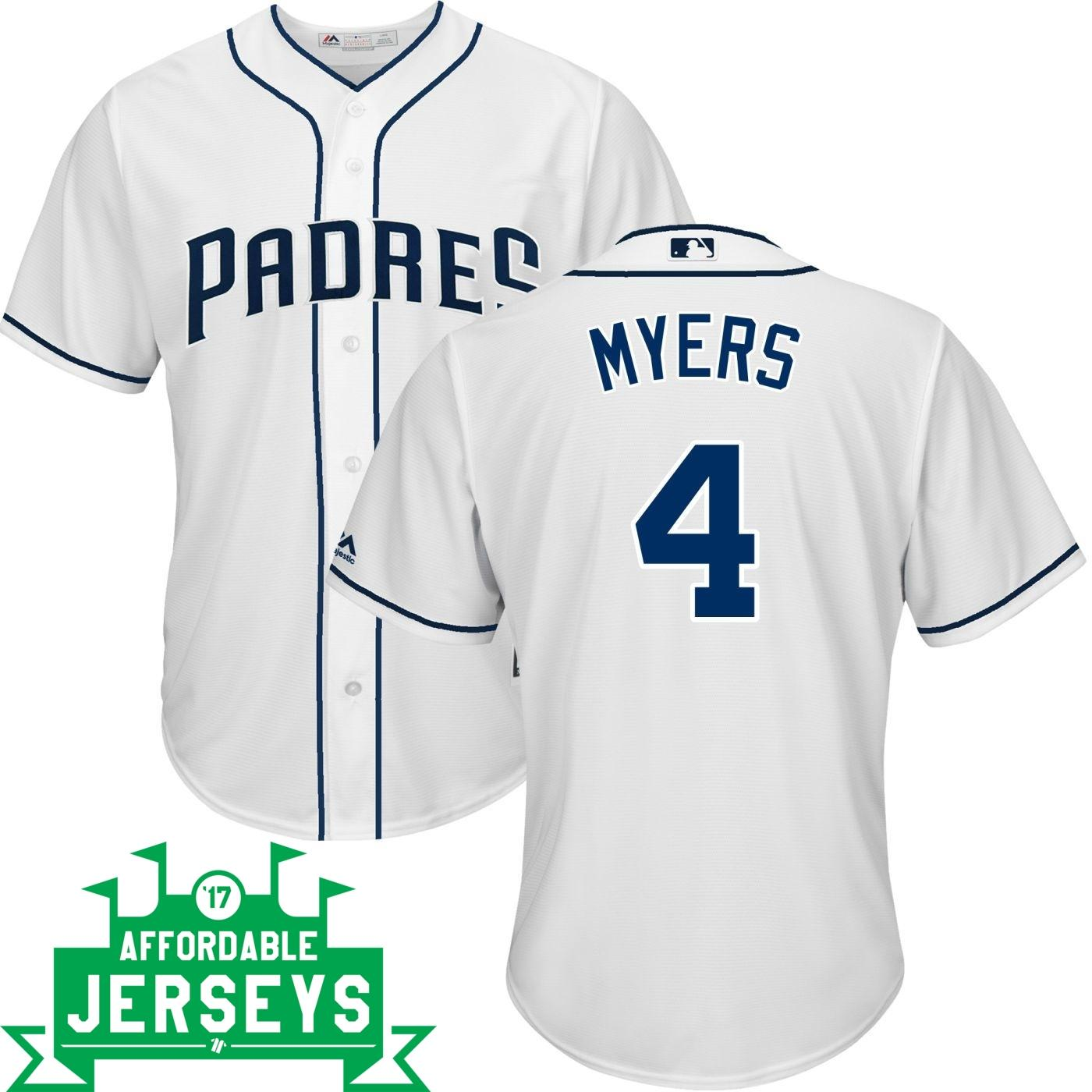 Wil Myers Home Cool Base Player Jersey