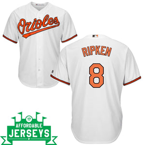 Cal Ripken Jr. Home Cool Base Player Jersey