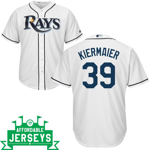 Kevin Kiermaier Home Cool Base Player Jersey