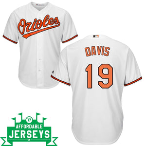 Chris Davis Home Cool Base Player Jersey
