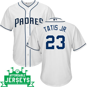 Fernando Tatis Jr. Home Cool Base Player Jersey
