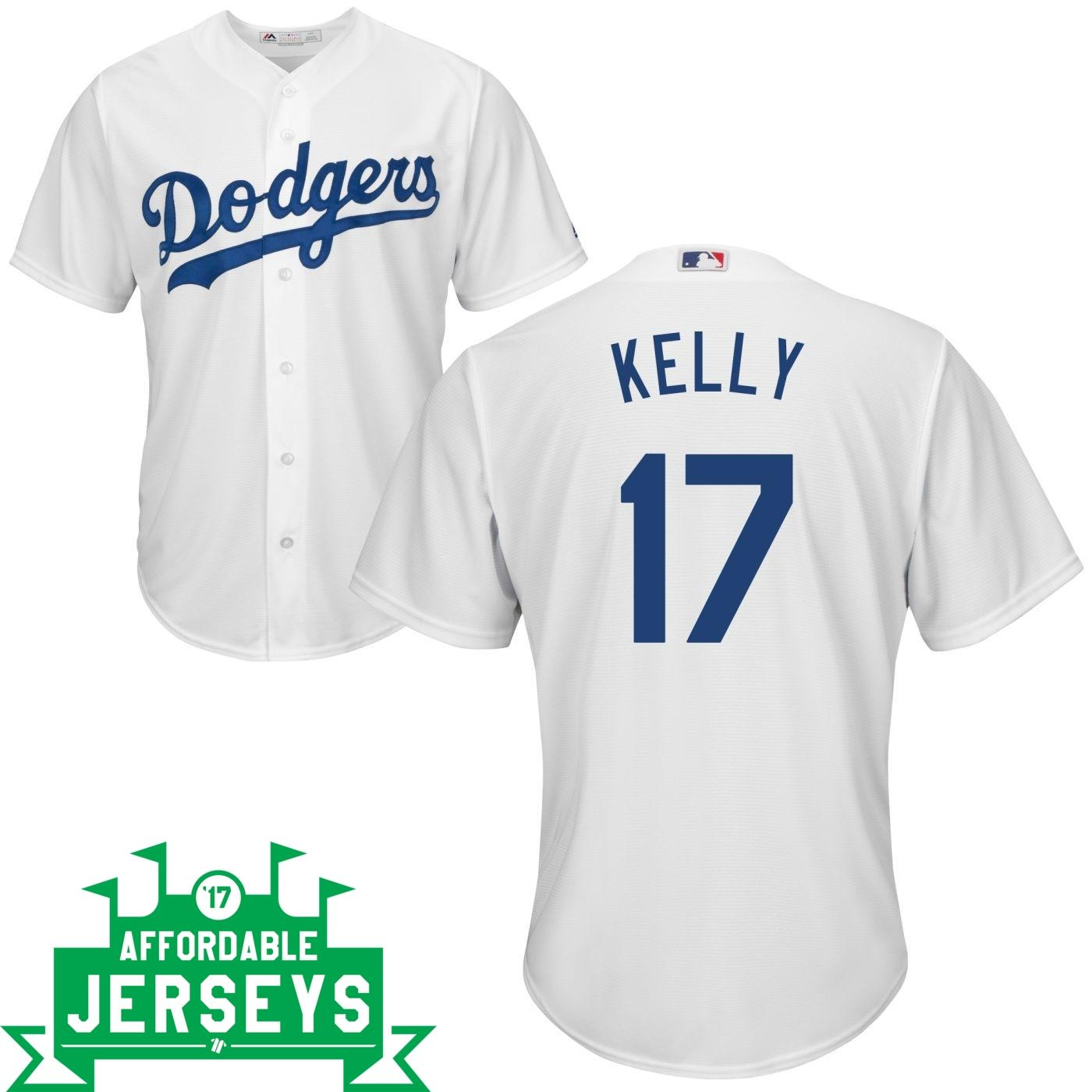 Joe Kelly Home Cool Base Player Jersey - AffordableJerseys.com