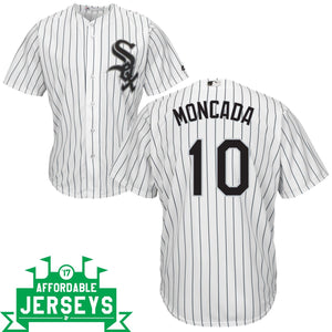 Yoan Moncada Home Cool Base Player Jersey - AffordableJerseys.com