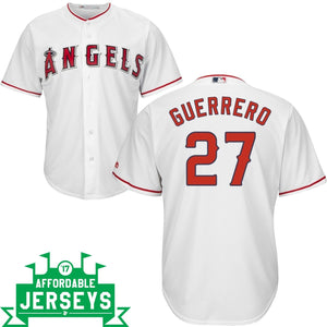 Vladimir Guerrero Home Cool Base Player Jersey