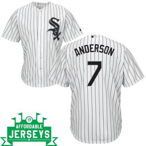 Tim Anderson Home Cool Base Player Jersey