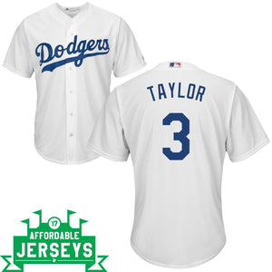 Chris Taylor Youth Home Cool Base Player Jersey