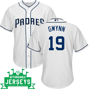 Tony Gwynn Home Cool Base Player Jersey - AffordableJerseys.com