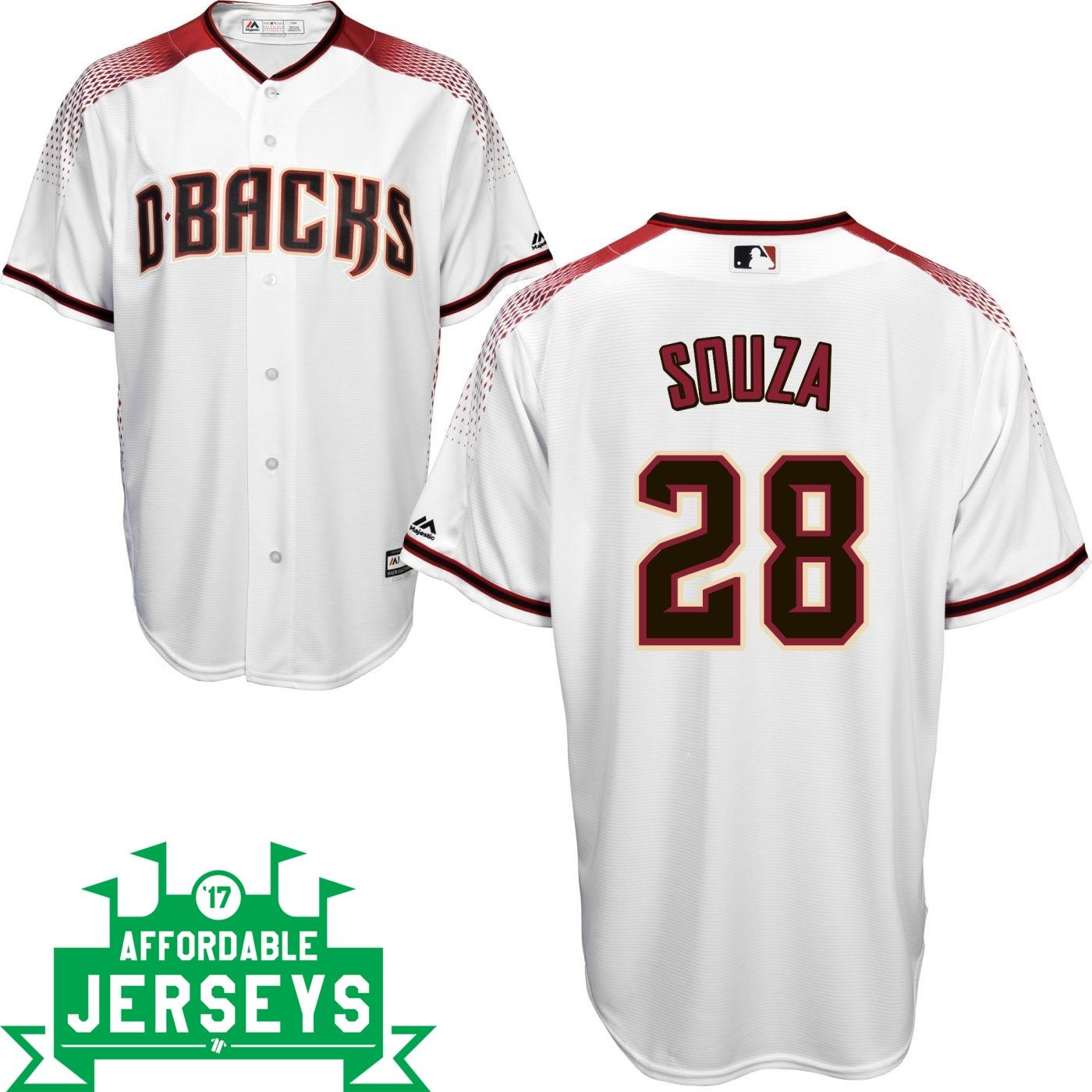 Steven Souza Home Cool Base Player Jersey