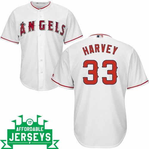 Matt Harvey Youth Home Cool Base Player Jersey