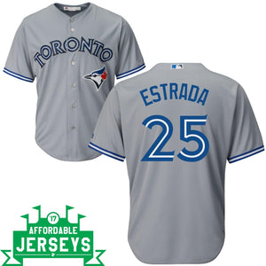 Marco Estrada Road Cool Base Player Jersey - AffordableJerseys.com