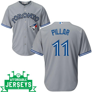 Kevin Pillar Road Cool Base Player Jersey
