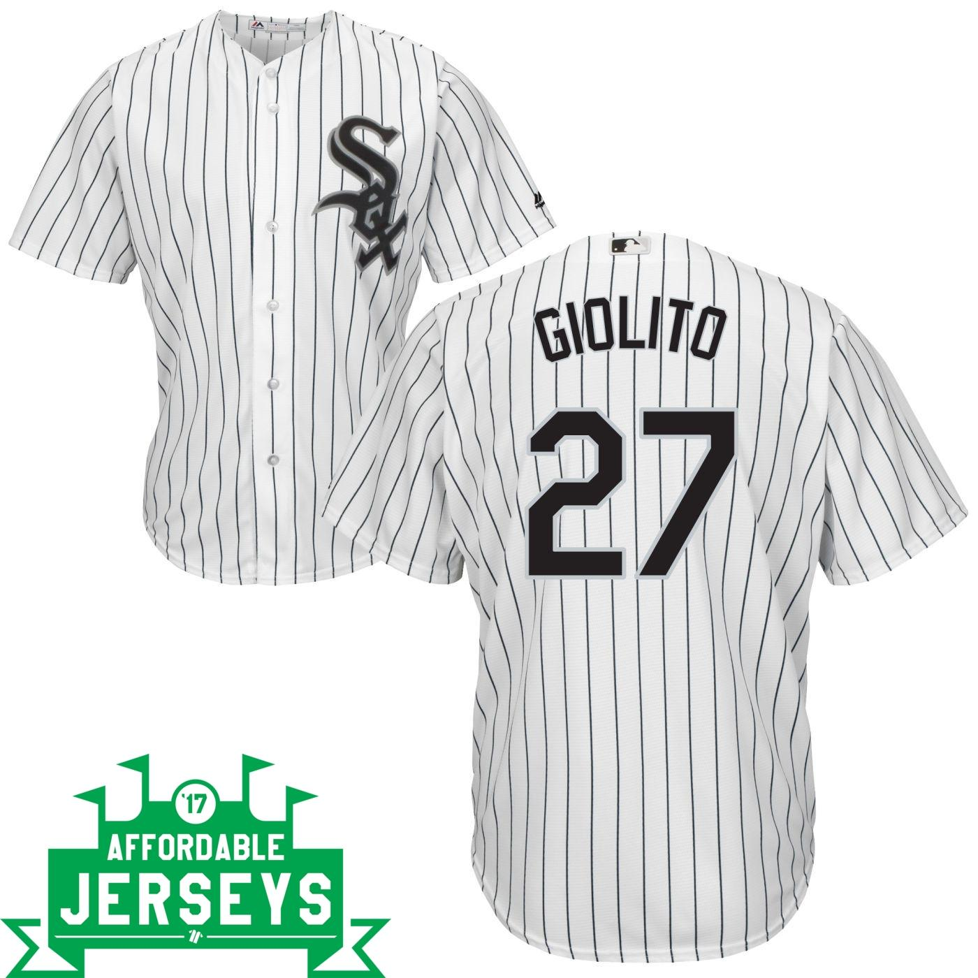 Lucas Giolito Home Cool Base Player Jersey - AffordableJerseys.com