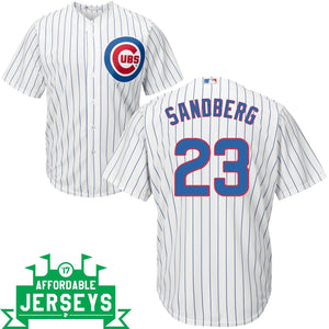 Ryne Sandberg Home Cool Base Player Jersey