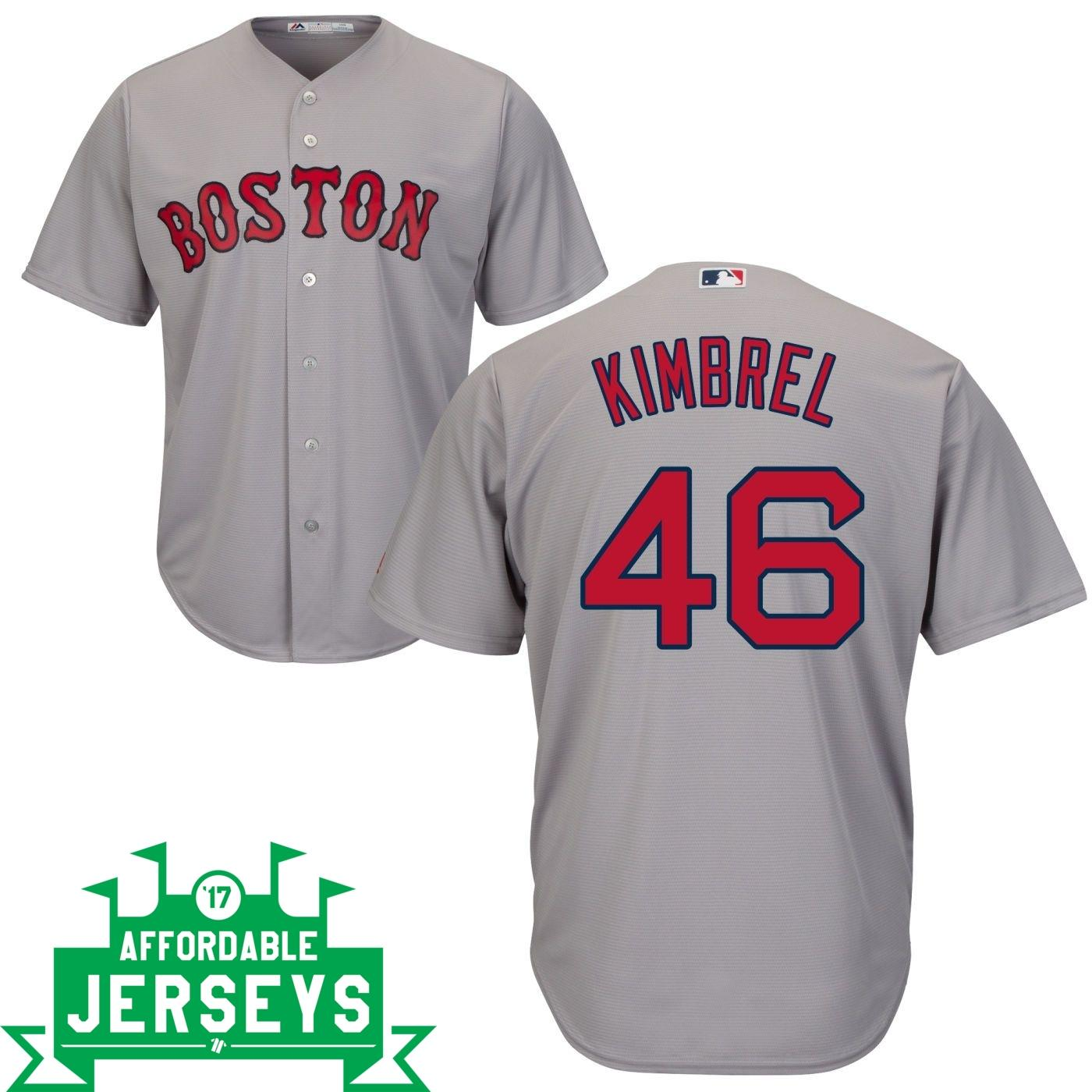 Craig Kimbrel Road Cool Base Player Jersey
