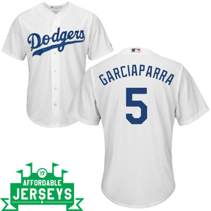 Nomar Garciaparra Youth Home Cool Base Player Jersey - AffordableJerseys.com