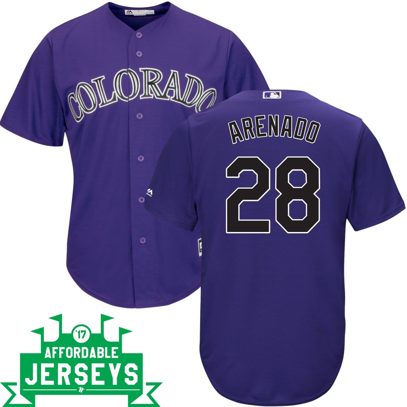 Nolan Arenado Alternate Cool Base Player Jersey