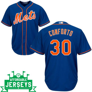 Michael Conforto Alternate Cool Base Player Jersey