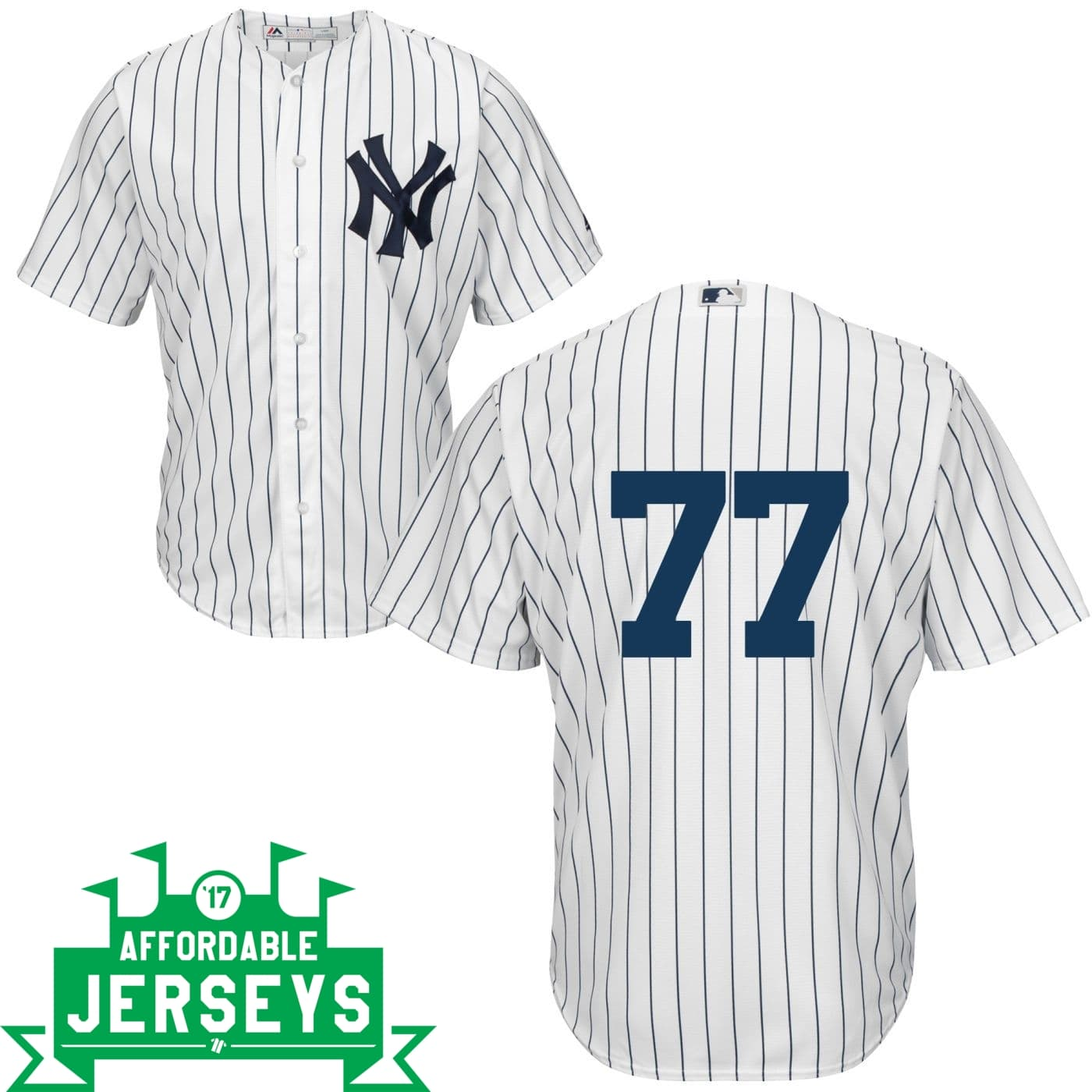 Clint Frazier Home Cool Base Player Jersey - AffordableJerseys.com
