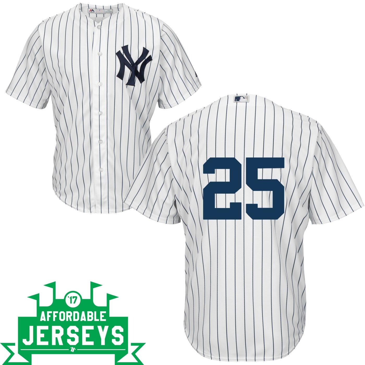 Gleyber Torres Home Cool Base Player Jersey