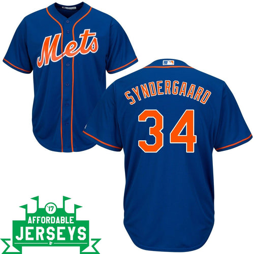 Noah Syndergaard Alternate Cool Base Player Jersey