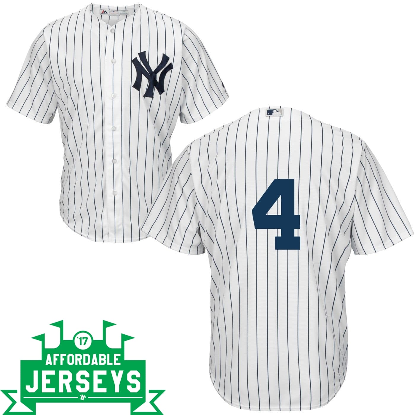 Lou Gehrig Home Cool Base Player Jersey